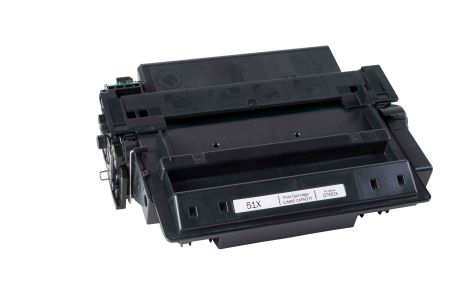 Toner module compatible with Q7551X-HC